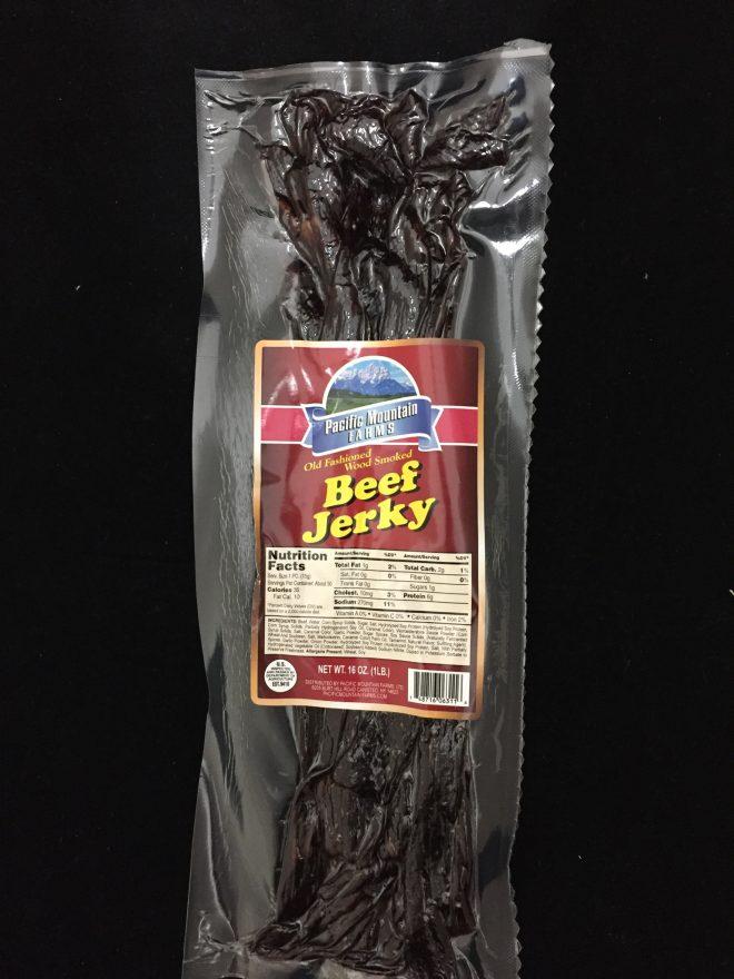 BJKS-16-Mild Beef Jerky Strips