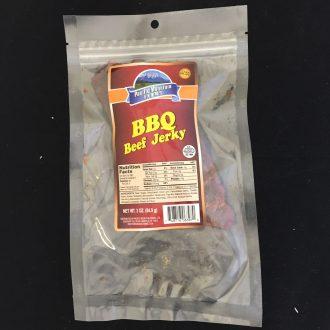 BJKS3-BBQ 3oz BBQ Beef Jerky