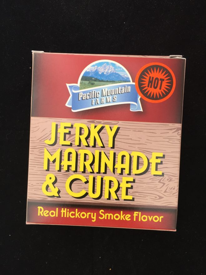 MARINADE Jerky Marinade and Cure