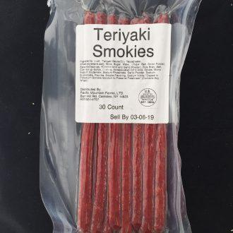 SMKS-T Teriyaki Beef Smokies